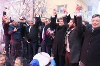 AK PARTI - AK Parti Aksaray Belediye Başkan Adayı Dinçer Törenle Karşılandı
