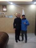AK PARTI - AK Parti İl Başkanı Karabıyık, Başarılı Sporcuları Ağırladı