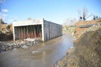 YENİ KÖPRÜ - Alanya Hamzalar Köprüsü Tamamlandı