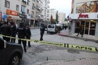 KıŞLA - Antalya'da Kameralara Yansıyan Silahlı Ve Sopalı Kavga