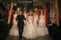 ÖZGE ULUSOY - Antalya'da Ünlü Mankenlerden Gelinlik Defilesi