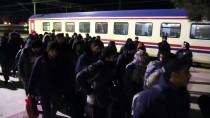 HALKALı - Avrupa Hayalleri Garda Son Buldu