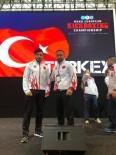 MILLI TAKıM - Avrupa Kickboks Şampiyonasında 3. Oldu