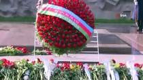 AZERBAYCAN CUMHURBAŞKANI - Azerbaycan'ın Ulusal Lideri Haydar Aliyev, Vefatının 15. Yılında Bakü'de Anılıyor