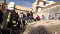 SİVİL SAVUNMA - Azez'de Bomba Yüklü Araç Saldırısı