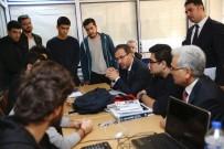 HATIRA FOTOĞRAFI - Bakan Kasapoğlu'dan Adana Sümer Öğrenci Yurduna Sürpriz Ziyaret