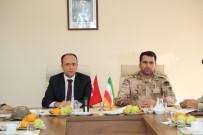 HÜSNÜ BOZKURT - Başkale'de 'Türkiye-İran Sınır Güvenliği' Toplantısı