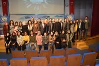 ENGELLİ ÖĞRENCİ - Başkan Ay Ve Rektör Çakar Öğrencilerle Buluştu