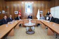 ÖMER TORAMAN - Başkan Karabulut Açıklaması  Zafer Organize Sanayi Bölgesi'nin Alt Yapısına Başlıyoruz