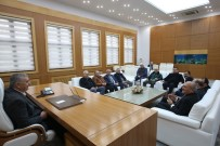 ALİŞAN - Başkan Toçoğlu Açıklaması 'Sakarya Esnafıyla Büyüyen Bir Şehirdir'