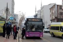 BELEDIYE OTOBÜSÜ - Belvan Kart'la Bir Yılda 9 Milyon Yolcu Taşındı