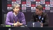CANER ERKİN - Beşiktaş-Malmö Maçına Doğru