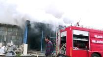 GÜBRE - Bilecik'te Gübre Deposunda Yangın