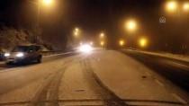YAKIN TAKİP - Bolu Dağı'ndaki Kar Yağışı Etkisini Arttırdı
