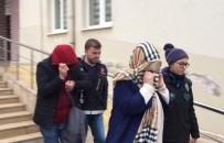 GİZLİ BÖLME - Büfedeki Uyuşturucu 'Fırtına'ya Kapıldı