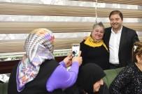 CEVIZLI - Cevizli Mahallesi Kadınlarından Ali Kılıç'a Destek
