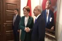 KORAY AYDIN - CHP İle İYİ Parti Anlaştı