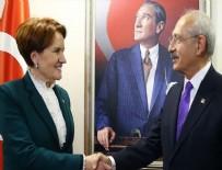 İNSAN HAKLARı - CHP ile İYİ Parti arasında ittifak krizi nasıl çözüldü?