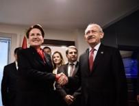 İyi Parti - CHP-İYİ Parti ittifak görüşmelerinde yeni gelişme (Akşener-Kılıçdaroğlu görüşecek)