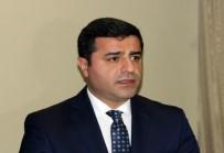 MAHKEME BAŞKANI - Demirtaş'ın Reddi Hakim Talebi Reddedildi