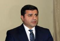 PERVIN BULDAN - Demirtaş Reddi Hakim Talebinde Bulundu