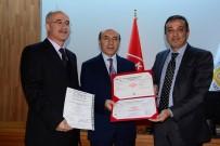 DICLE ÜNIVERSITESI - DÜ'ye TSE ISO9001 KYS Belgesi Verildi