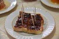 SABAH KAHVALTISI - Elmanın Ekmeğe Sürülen Halini Ürettiler Açıklaması 'Şokelma'