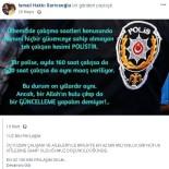 ÇALIŞMA SAATLERİ - Emniyet Müdürü Verdi'yi Şehit Eden Polis Memuru 'Çalışma Saatleri'nden Şikayet Etmiş