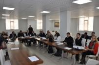 KIRMIZI ET - Erzurum Kırmızı Et Kümelenmesi Yönetim Kurulu 3.'Üncü Toplantısını Gerçekleştirdi