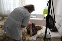 HASTANE RAPORU - Eyüpsultan'da Bin 276 Aileye Engelli Maaşı