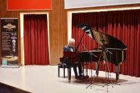 GÜLSIN ONAY - Fransız Piyanist Pierre Reach'a Tekirdağ'da Yoğun İlgi