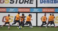 FLORYA - Galatasaray'da Başakşehir Hazırlıkları Başladı