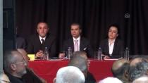 ABDURRAHIM ALBAYRAK - Galatasaray Kulübü Divan Kurulu Toplantısı
