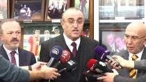 ABDURRAHIM ALBAYRAK - Galatasaraylı yöneticiler umut verdi