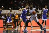BASKETBOL - Gaziantep Basketbol Az Atıp, Az Yiyor