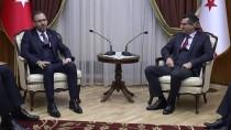 BAŞBAKANLIK OFİSİ - Gençlik Ve Spor Bakanı Kasapoğlu KKTC'de
