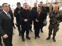 HAKKARİ VALİSİ - Hakkari Valisi Akbıyık Yüksekova'da