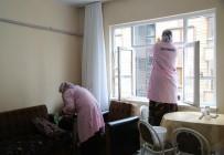 KARAALI - Haliliye'de Yaşlıların Evinde Bakım Hizmeti Veriliyor