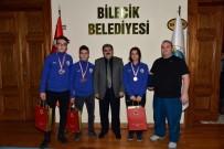 HATIRA FOTOĞRAFI - Halter Ve Judo Şampiyonları Ödüllendirildi