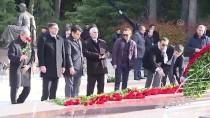 HAYDAR ALİYEV - Haydar Aliyev Vefatının 15. Yılında Anılıyor