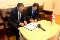 İbrahim Çeçen Üniversitesi İle İŞ-KUR Arasında İşbirliği Protokolü