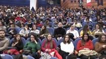 PAMUKKALE ÜNIVERSITESI - 'İş Dünyasında Hedef Açıklaması Girişimcilik Ve Liderlik' Konferansı