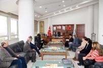 MEHMET GÜNER - JICA Ve İller Bankası Yetkilileri Malatya'da