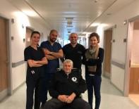 FİZİK TEDAVİ - Kalp Krizi Geçirdiği Sırada Aort Damarı Da Yırtılan Hasta Sağlığına Kavuştu