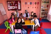 MEHMET ALİ ÖZKAN - Kaymakam Özkan, SYDV'nin 2018 Yılı Projelerini Değerlendirdi
