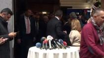 TÜRKIYE BAROLAR BIRLIĞI - Kılıçdaroğlu Açıklaması '(İYİ Parti İle) Görüşmeler Devam Ediyor'