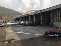 MAHMUT ŞAHIN - Kimyasal Varil Kaldırıldı, Sanayi Sitesinde Hayat Normale Döndü