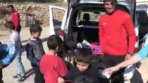 SOSYAL HİZMETLER - Köy Köy Gezip Yetenekli Çocukları Keşfediyorlar