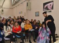 SOSYAL HİZMETLER - Kursiyerlere Cilt Ve Saç Bakımı Semineri