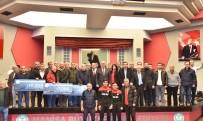 MALZEME DEPOSU - Manisa Büyükşehir'den Amatöre 264 Bin Lira Destek